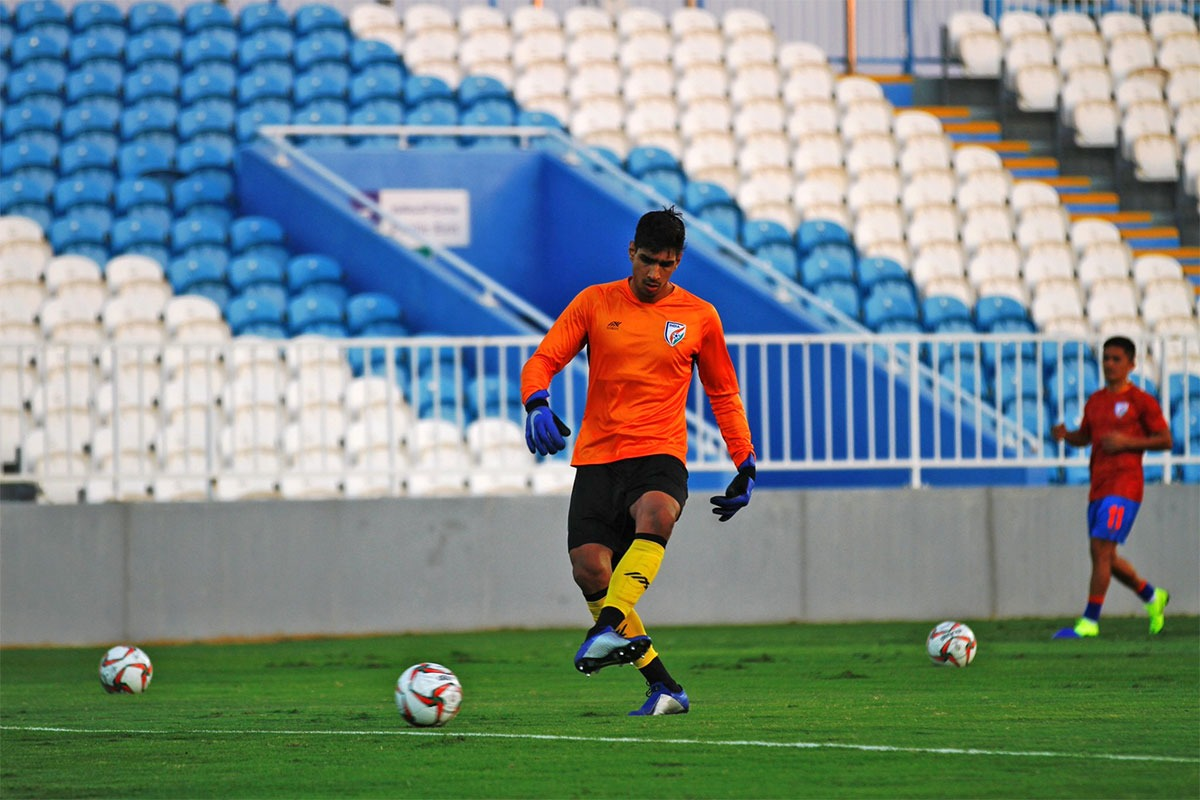 4c94ac3be66 Gurpreet Singh Sandhu: Impact of the Asian Cup will be huge for Indian  football