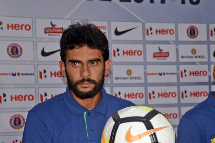 Mohun Bagan head coach Khalid Jamil. (Photo courtesy: AIFF Media)