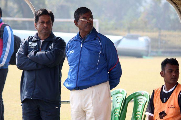 Mohammedan Sporting manager Raghunath Nandy. (Photo courtesy: Mohammedan Sporting Club)