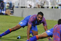 India national team defender Sandesh Jhingan. (Photo courtesy: AIFF Media)