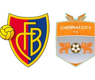 FC Basel and Chennai City FC announce a club partnership.