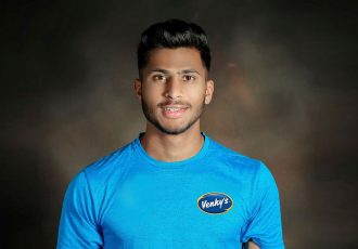 India U-17 World Cupper Aniket Jadhav. (Photo courtesy: VH Group)