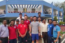 New Tata Football Academy head coach Carlos Santamarina at the TFA facilities in Jamshedpur. (Photo courtesy: TFA)