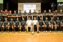 Participants of the AIFF/AIFC D-License Course in Dubai. (Photo courtesy: AIFF Media)