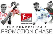 The Bundesliga 2 promotion chase. (Image courtesy: Bundesliga)