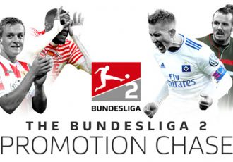 The Bundesliga 2 promotion chase. (Image courtesy: Bundesliga)