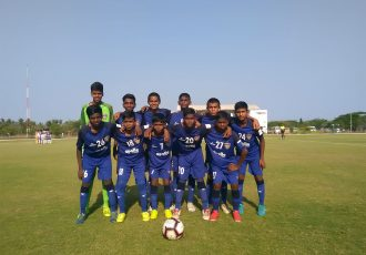 The Chennaiyin FC U-13 team. (Photo courtesy: Chennaiyin FC)