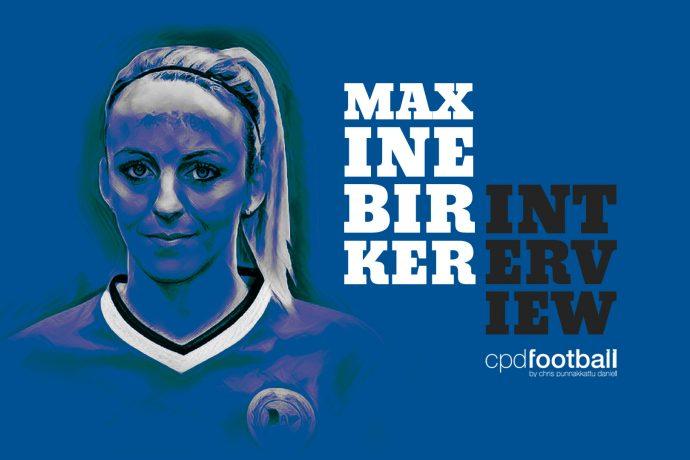 DSC Arminia Bielefeld Kapitänin und Co-Trainerin Maxine Birker im Interview mit Chris Punnakkattu Daniel (CPD Football)