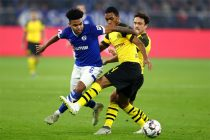 Bundesliga match acion between Borussia Dortmund and FC Schalke 04. (Photo courtesy: Bundesliga)