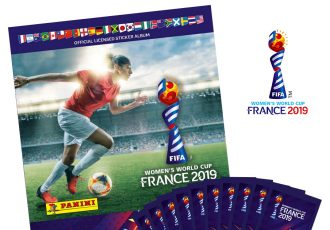 France 2019: The official Panini collection. (Image courtesy: Panini)