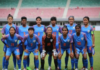 The Indian Women's national team. (Photo courtesy: AIFF Media)