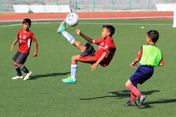 Grassroots football in Meghalaya growing by leaps and bounds. (Photo courtesy: AIFF Media)
