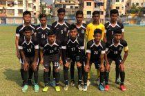 The Mohammedan Sporting Club U-15 team. (Photo courtesy: Mohammedan Sporting Club)