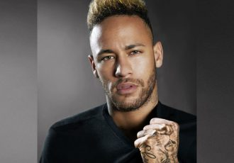 Neymar Jr. and Diesel Fragrances to unveil a co-created fragrance. (Photo courtesy: Diesel Fragrances)