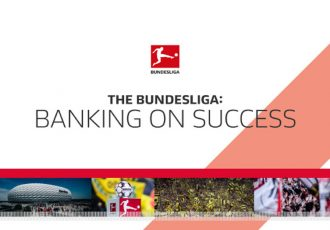 The Bundesliga: Banking on success. (Image courtesy: Bundesliga)