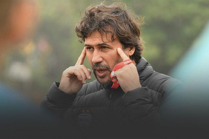 Bengaluru FC head coach Carles Cuadrat. (Photo courtesy: Bengaluru FC)