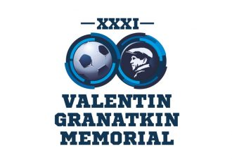 XXXI Valentin Granantkin Memorial Tournament in St. Petersberg, Russia.