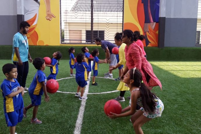 The All India Football Federation (AIFF) gears up to celebrate AFC Grassroots Football Day on May 15. (Photo courtesy: AIFF Media)