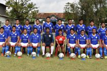 Participants of the AIFF Grassroots Leaders Course in Imphal, Manipur. (Photo courtesy: AIFF Media)