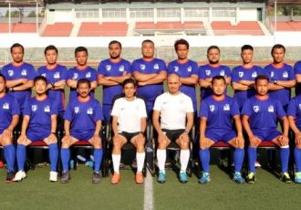 Participants of the AIFF Grassroots Leaders Course in Shillong. (Photo courtesy: AIFF Media)