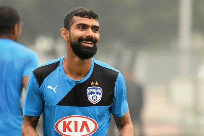 Bengaluru FC winger Kean Lewis. (Photo courtesy: Bengaluru FC)