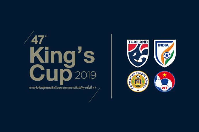 47th King's Cup 2019