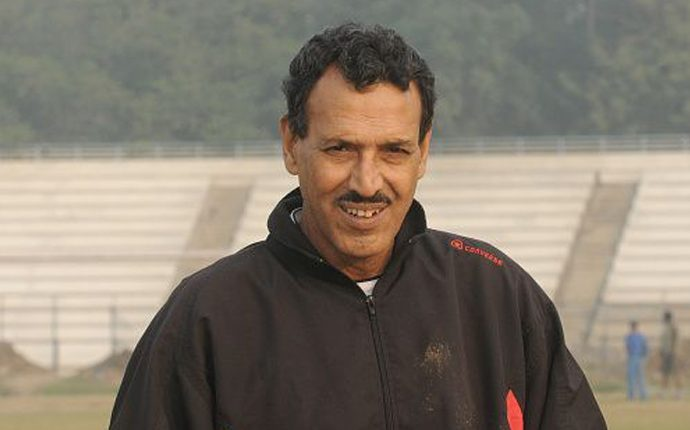 Former Indian national team defender Subrata Bhattacharya. (Photo courtesy: Mohammedan Sporting Club)