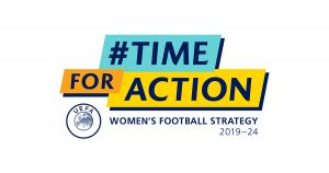 #TimeForAction - UEFA women's football strategy