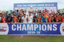 Hero 2nd Division League champions TRAU FC. (Photo courtesy: AIFF Media)