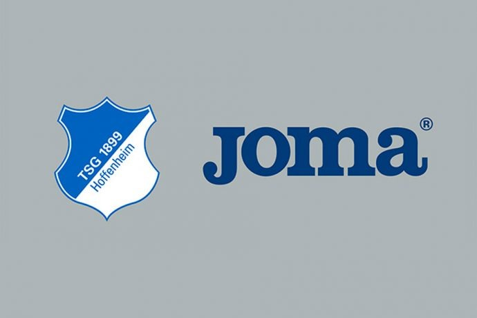 Joma becomes the new official kit supplier of TSG 1899 Hoffenheim. (Image courtesy: Joma)