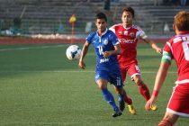 Bengaluru FC midfielder Eugeneson Lyngdoh. (Photo courtesy: Bengaluru FC)