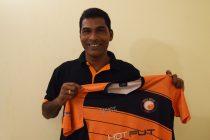 South United FC head coach Alfred Fernandes. (Photo courtesy: South United FC)