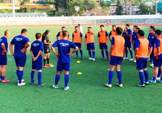 AIFF Grassroots Leaders Course in Kolhapur, Maharashtra. (Photo courtesy: AIFF Media)