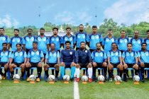 Participants of the AIFF Grassroots Leaders Course at Trikaripur, Kasargod, Kerala. (Photo courtesy: AIFF Media)