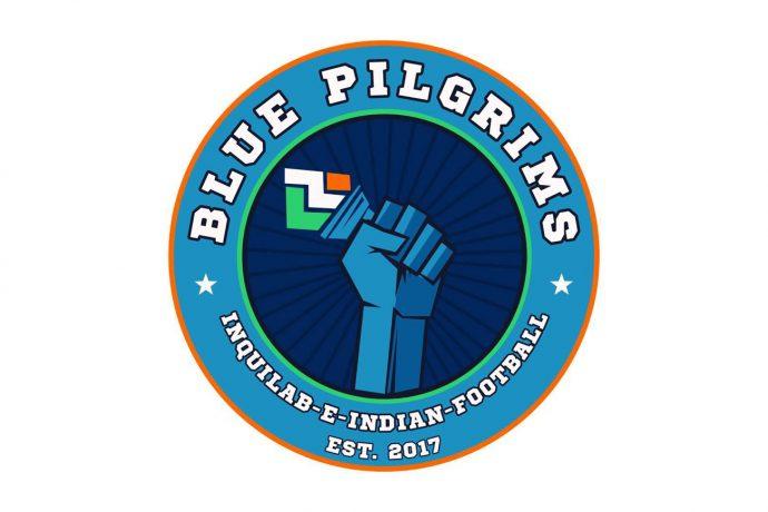 Blue Pilgrims