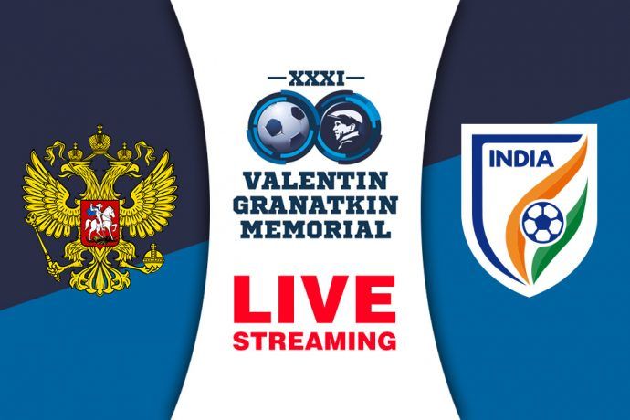 Live Streaming - Granatkin Memorial 2019: Russia U-19 vs India U-19