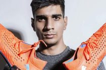 PUMA brand ambassador and India goalkeeper Gurpreet Singh Sandhu. (Photo courtesy: PUMA)