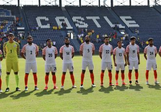 The Indian national team at the King's Cup 2019 in Thailand. (Photo courtesy: AIFF Media)