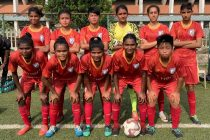 India U-17 Women's national team. (Photo courtesy: AIFF Media)