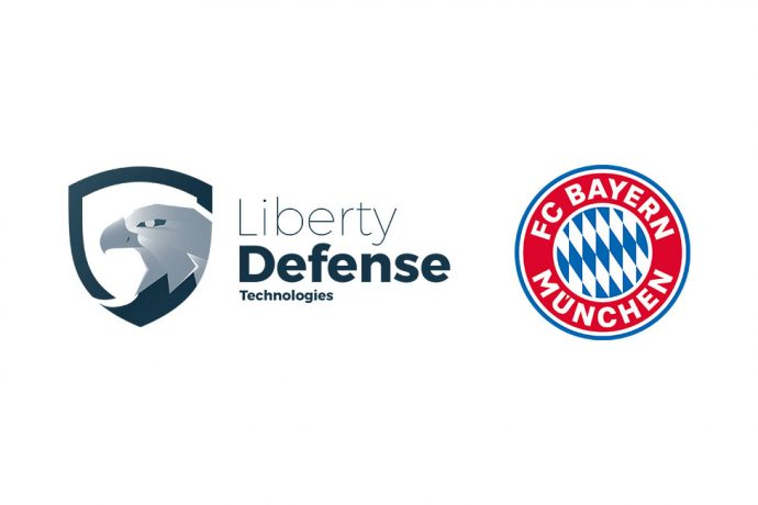 Liberty Defense to collaborate with FC Bayern to beta test HEXWAVE.