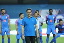 Kiren Rijiju, Minister of State (Independent Charge) Youth Affairs & Sports and Minister of State for Minority Affairs, Government of India. (Photo courtesy: AIFF Media)