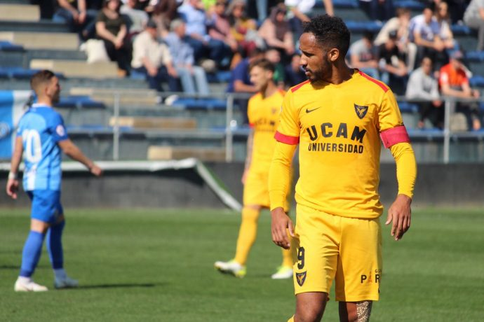 Spanish striker Manuel Onwu Villafranca. (Photo courtesy: Bengaluru FC)