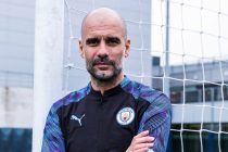Manchester City FC manager and PUMA brand ambassador Pep Guardiola. (Photo courtesy: PUMA)