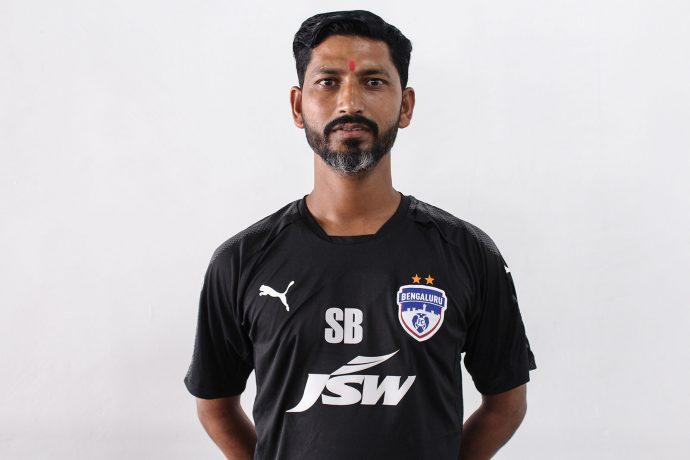 Bengaluru FC U-15 head coach Sachin Badhade. (Photo courtesy: Bengaluru FC)