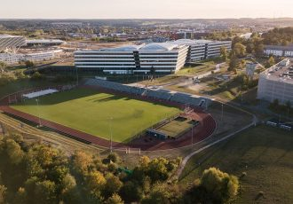 The adidas Campus 'World of Sports' in Herzogenaurach. (Photo courtesy: adidas)