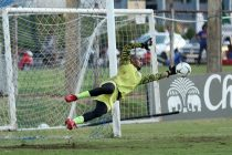 Indian national team goalkeeper Kamaljit Singh. (Photo courtesy: AIFF Media)