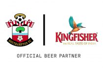 Southampton Football Club have announced a multi-year global partnership with India's number-one beer brand, Kingfisher. (Image courtesy: Southampton FC)