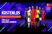 Bundesliga, DFB-Pokal and Champions League live on Amazon. (Image courtesy: Amazon)