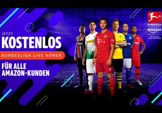 Bundesliga, DFB-Pokal and Champions League live on Amazon. (Image courtesy: Amazon)