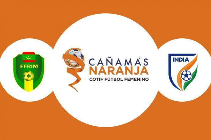 COTIF Cup 2019 - Mauritania Women's vs India Women's